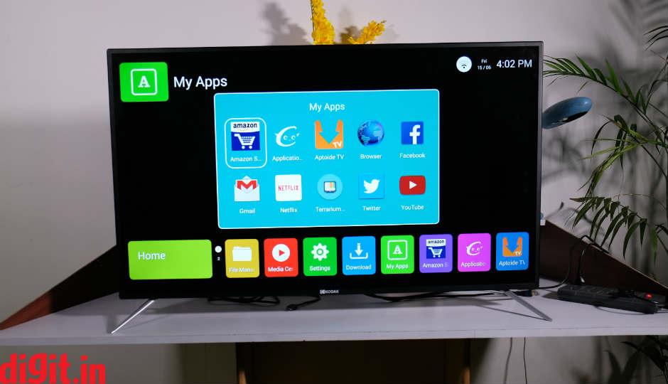 kodak 50 inch ultra hd 4k led smart tv review. Black Bedroom Furniture Sets. Home Design Ideas