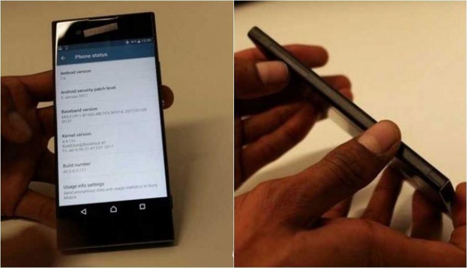Sony Xperia XA2 Ultra डुअल सेल्फी कैमरा से हो सकता है लैस, लीक से हुआ खुलासा