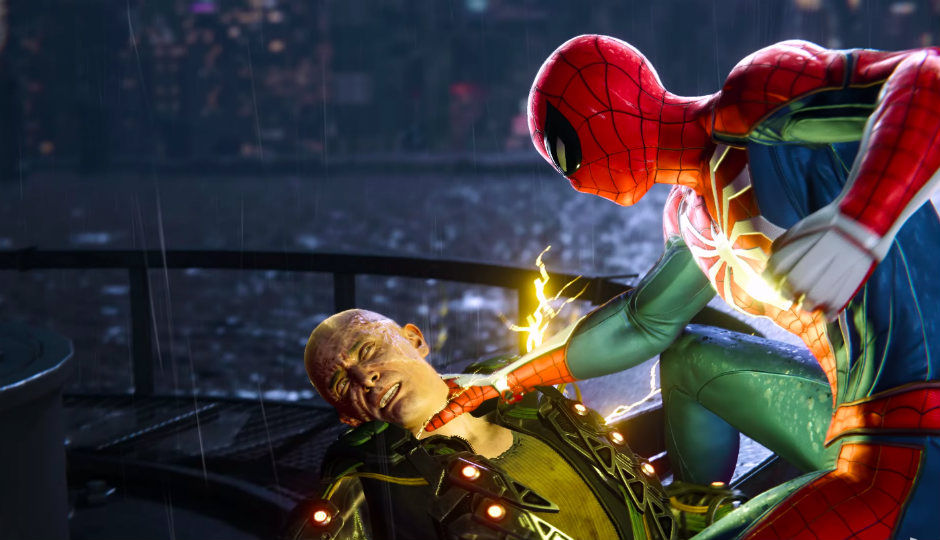 Marvel's Spider-Man game length, download size and other