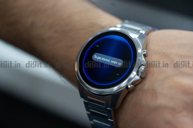 armani exchange connected smartwatch