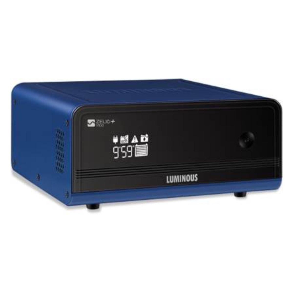 LUMINOUS Zelio+ 1100/12V Pure Sine Wave Inverter