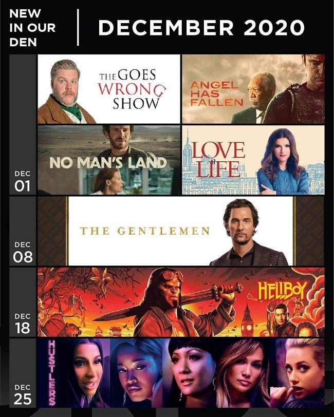 Lionsgate Play slate of content