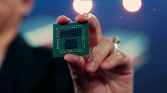 COMPUTEX 2021 - AMD unveils 3D V-Cache technology bringing L3 Cache on Ryzen CPUs to 192 MB, 15% gaming performance improvement