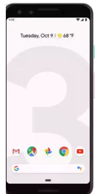 गूगल Pixel 3 XL 128GB