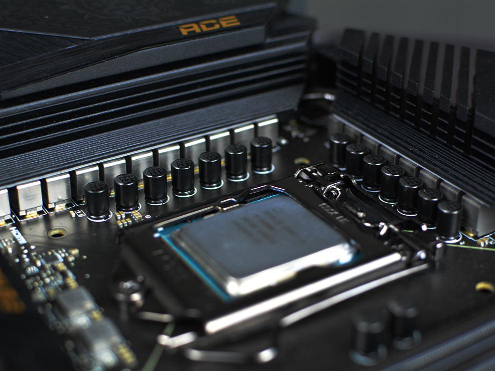 MSI MEG Z590 ACE Gaming Motherboard for Intel 11th Gen