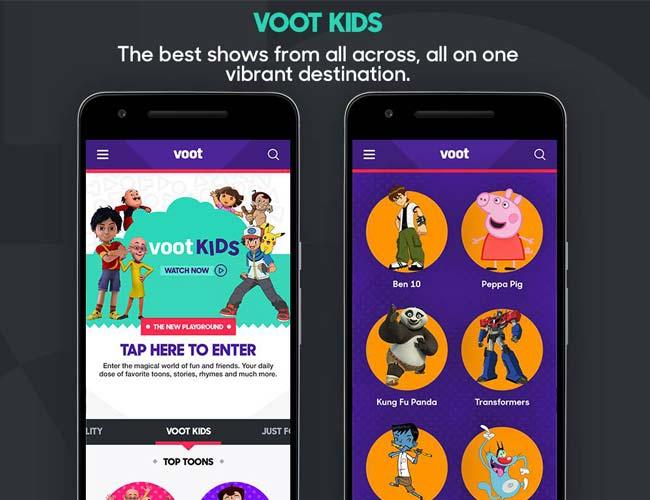 App of the Week: Voot   Digit
