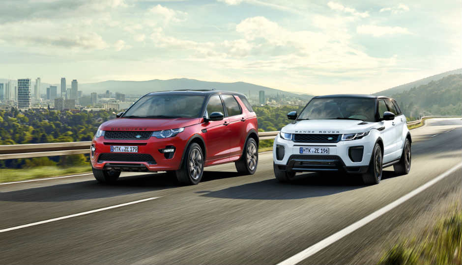 2018 Land Rover Discovery Sport Range Rover Evoque Launched With