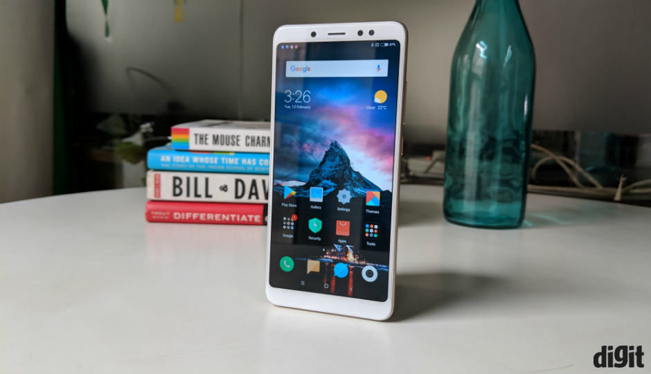 Xiaomi Redmi Note 5 Pro Review Digit In