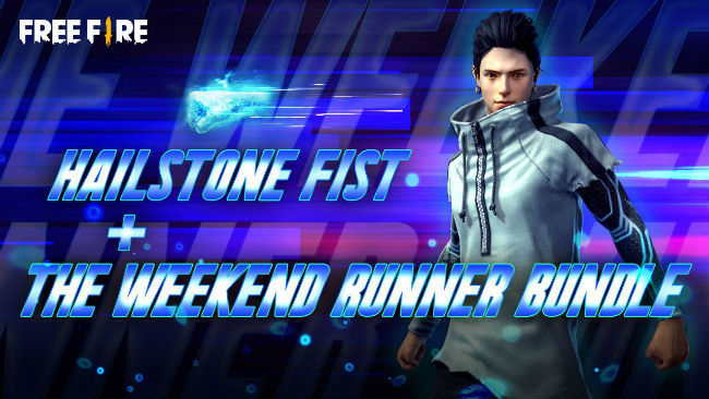 Hailstone new character garena free fire