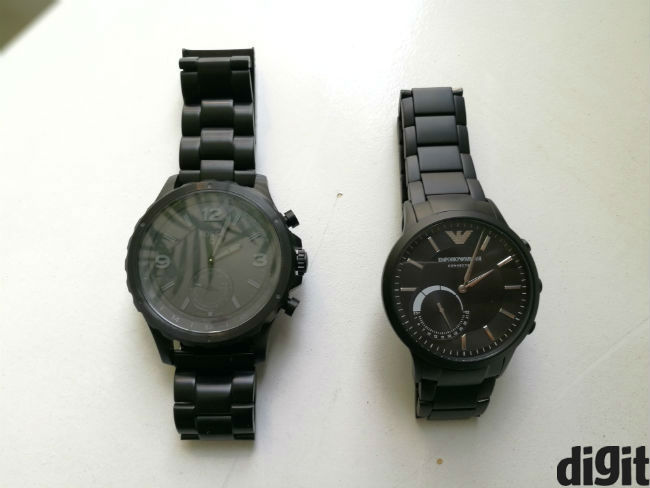 497b6a0a42adb The three watches are part of the 100 wearables Fossil said it would  launch