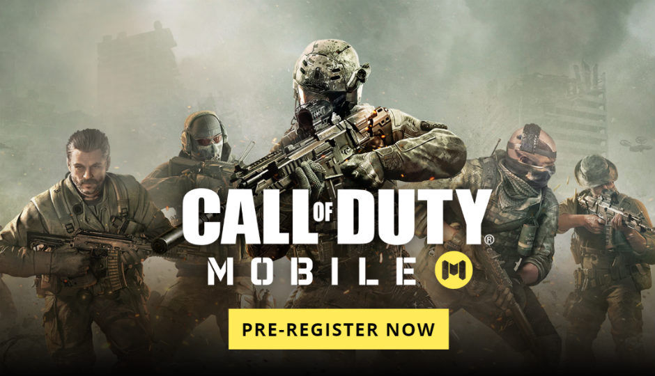 Call of Duty: Mobile to launch for both Android and iOS soon