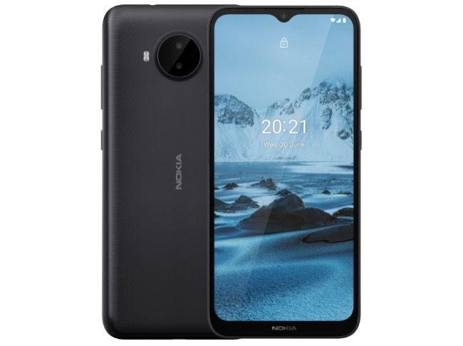 Nokia C20 Plus launched