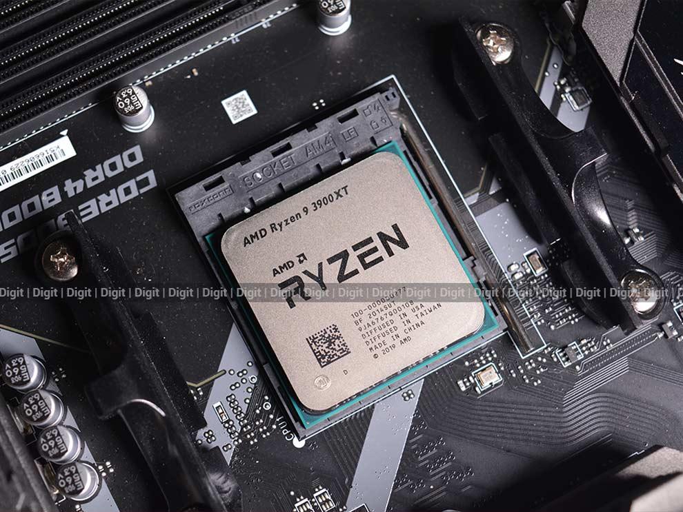 Amd Ryzen 9 3900xt Desktop Processor Digit