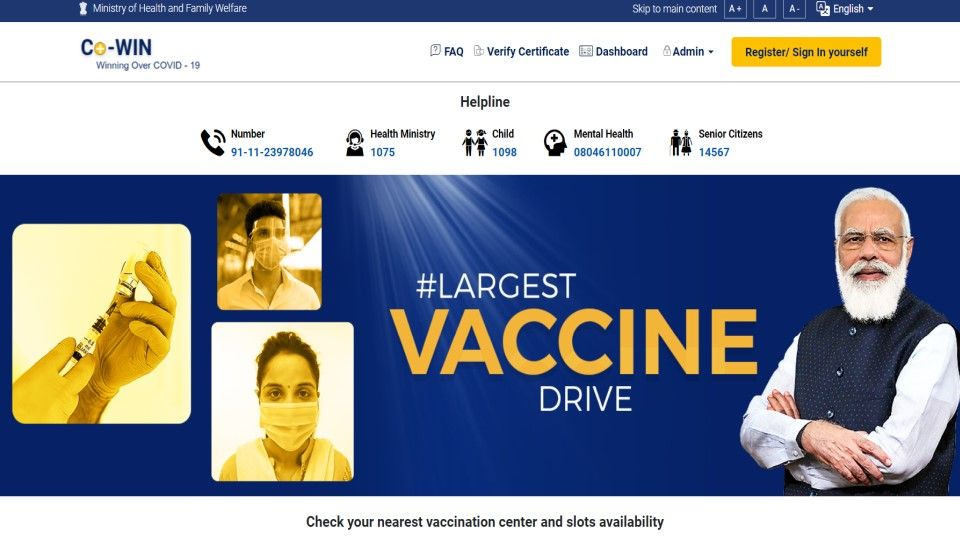 How to get covid vaccine certificate cowin