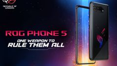 Asus ROG Phone 5 series launched in India: Price, specifications and features
