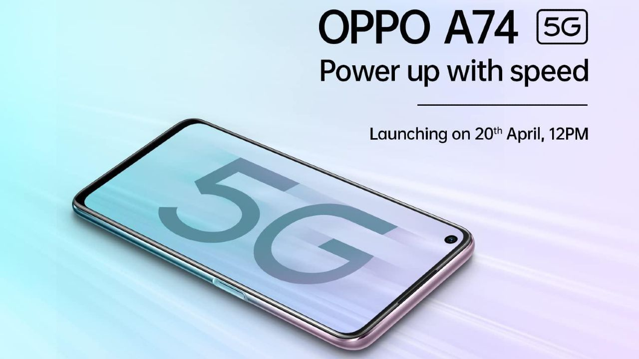 OPPO helps pave the way for democratization of 5G in India with A74 5G
