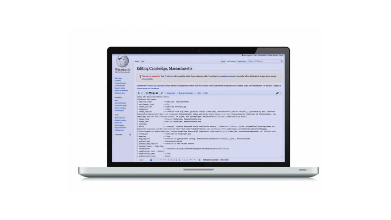 MIT researchers develop a text-generating system that can automatically update Wikipedia articles