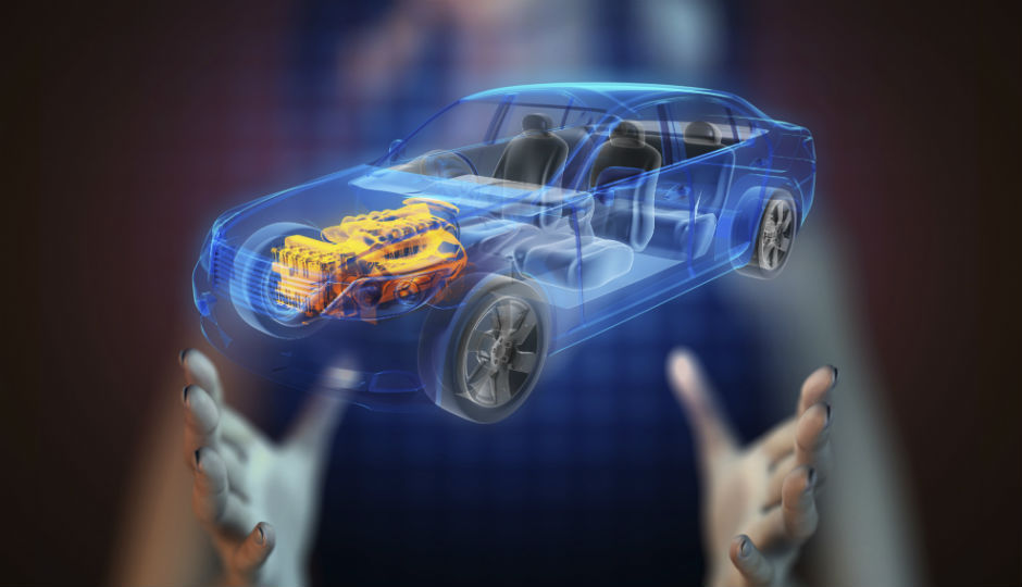 How Technology And Auto Companies Are Coming Together For