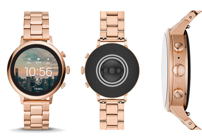 Fossil announces Gen 4 Fossil Q watches, includes Heart Rate