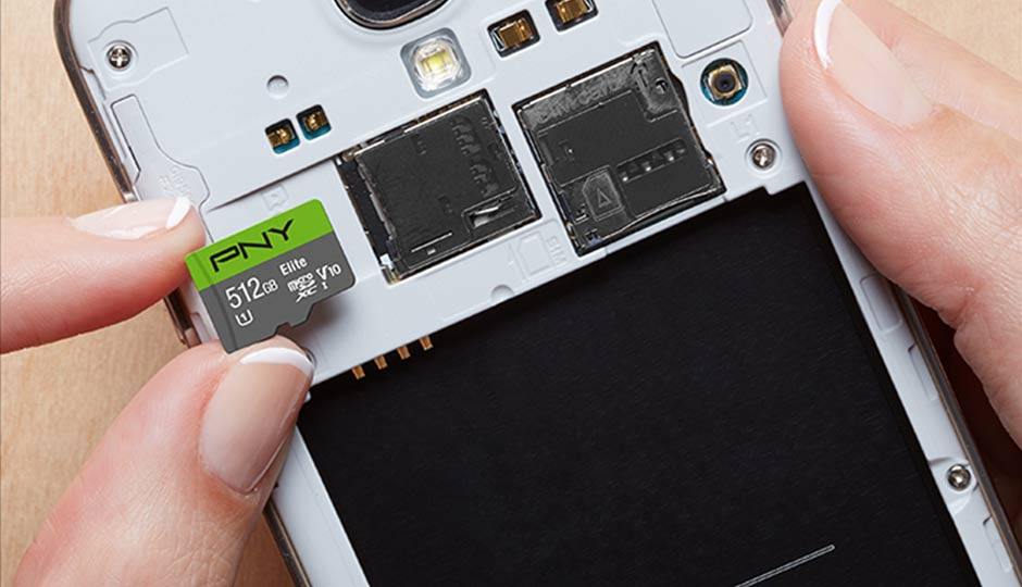 PNY to showcase 512GB microSD card at Computex 2018