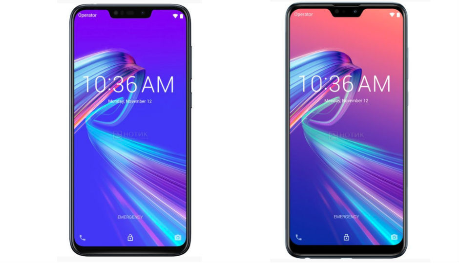 Asus Zenfone Max Pro M2, Max M2 to launch in India today: Specifi...