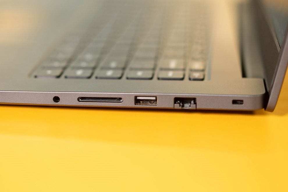 RedmiBook 15 Pro right side ports