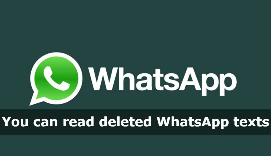 Deleted WhatsApp messages can still be read via Android notificat...