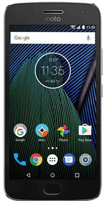 মোটোরোলা Moto G5 Plus