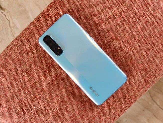 Realme 7 first update starts rolling out