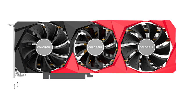 COLORFUL ADVANCED RTX 30 Graphics Cards Ampere