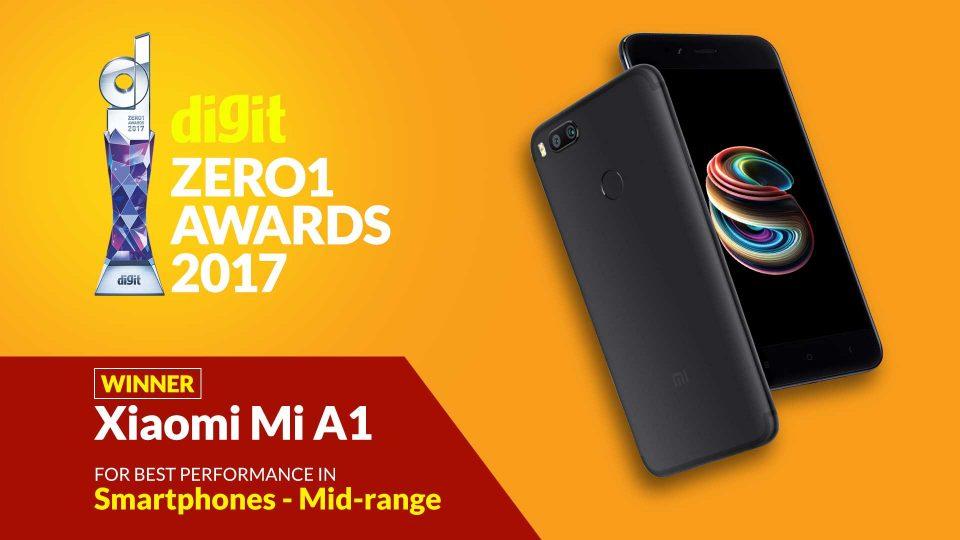 Digit Zero1 Awards 2017: Best Mid-Range Smartphones
