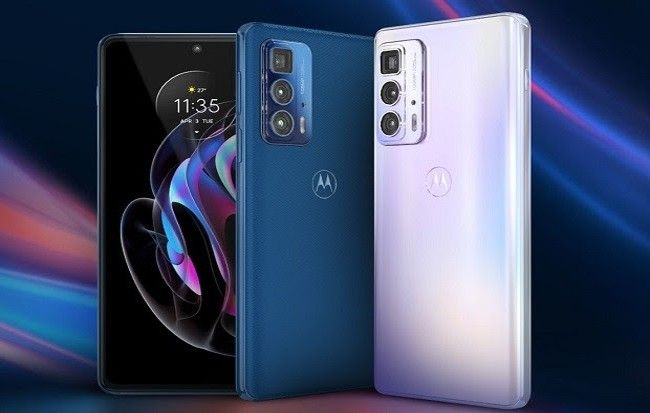 What are the Motorola Edge 20 Pro Specifications?