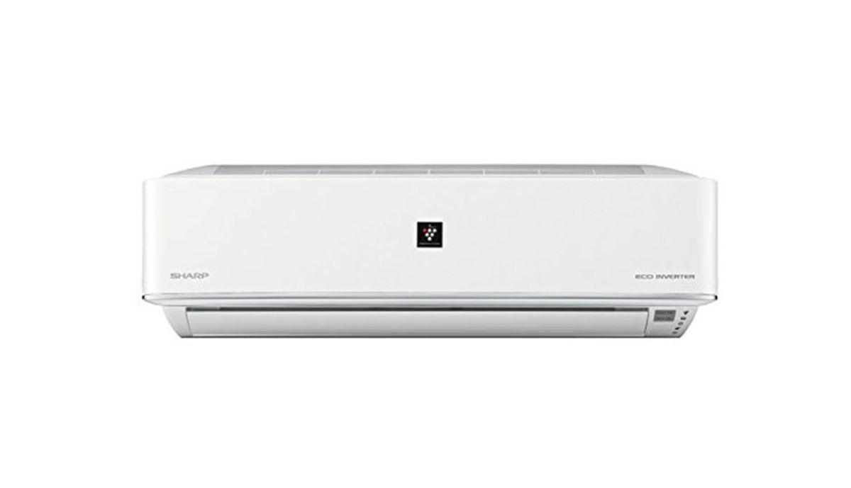 Sharp AHXP13NRV Split AC (1.1 Ton, White)
