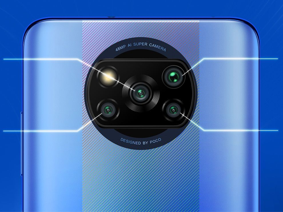 Poco X3 Pro Camera