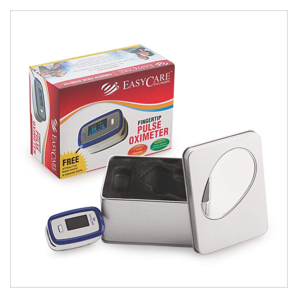 EASYCARE Fingertip पल्स Oximeter