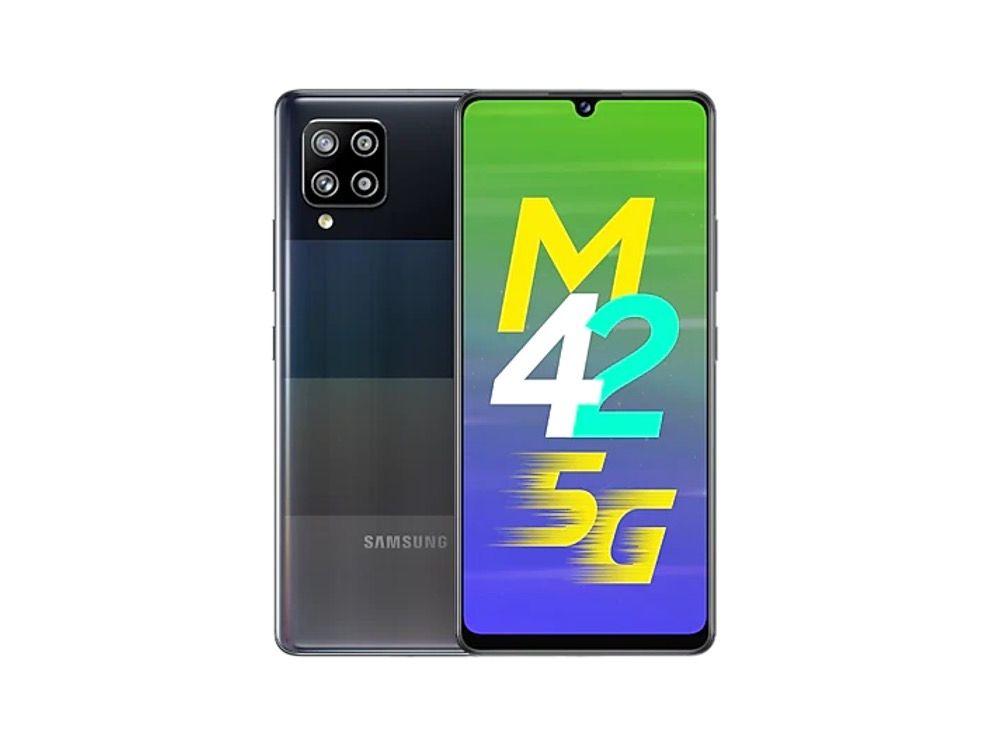 Samsung Galaxy M42 5G Design and Display