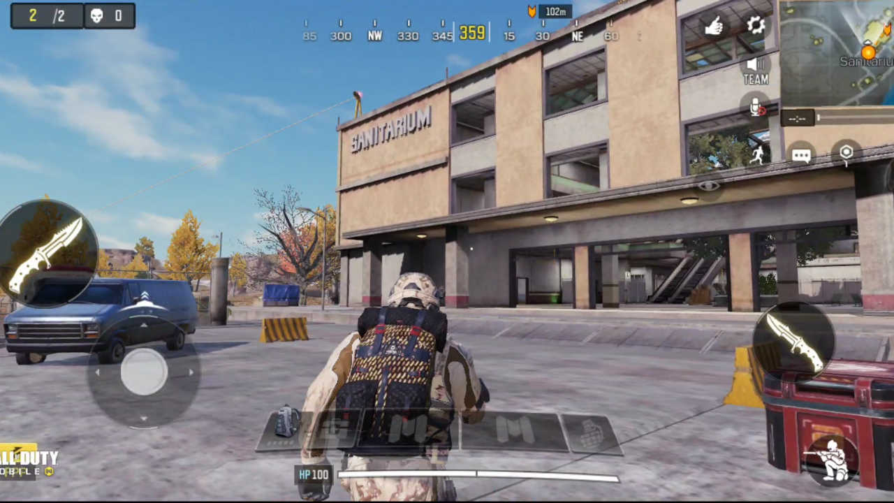 Call of Duty: Mobile How To Get Into Secret Bunkers in Battle Royale
