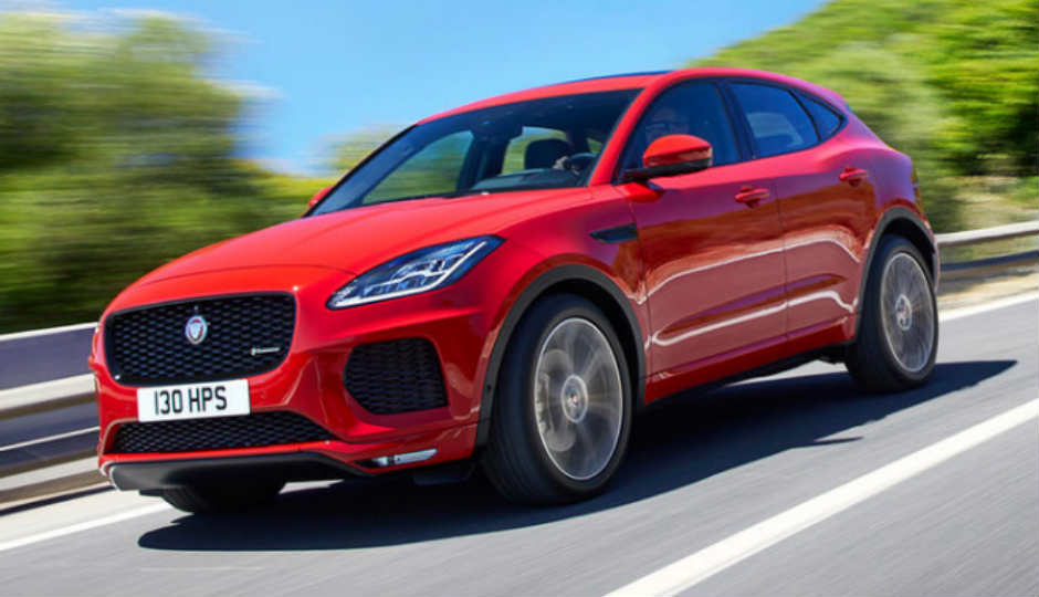 First Look: The Jaguar E-Pace crossover | Digit.in