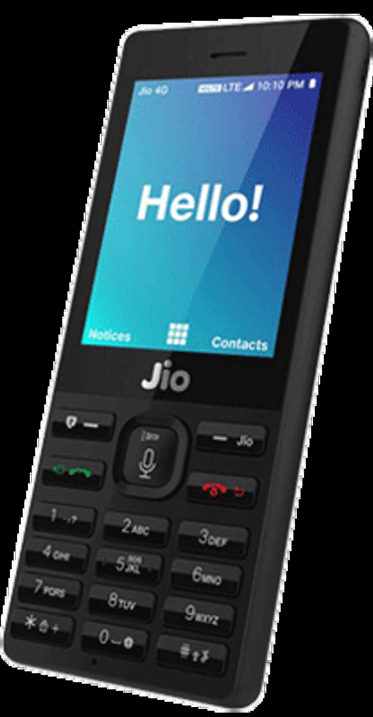 जिओ फोन
