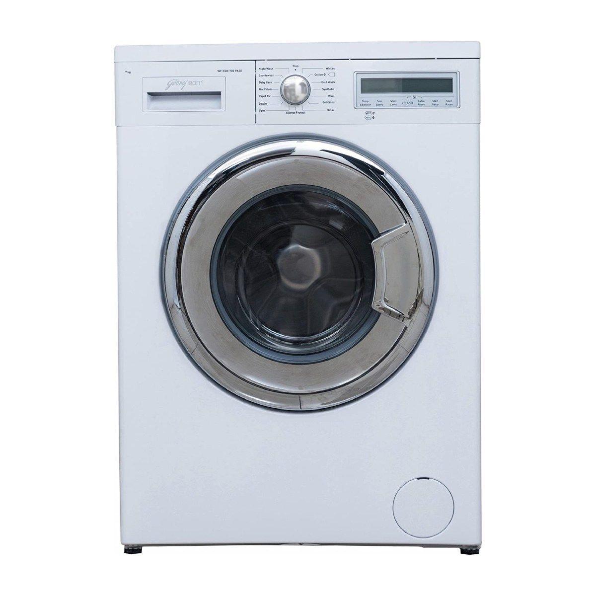கோத்ரெஜ் 7  Fully Automatic Front Load Washing Machine White (WF Eon 700 PASE)