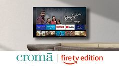 Croma Fire TV Edition LED televisions launched in India starting at Rs 17,999
