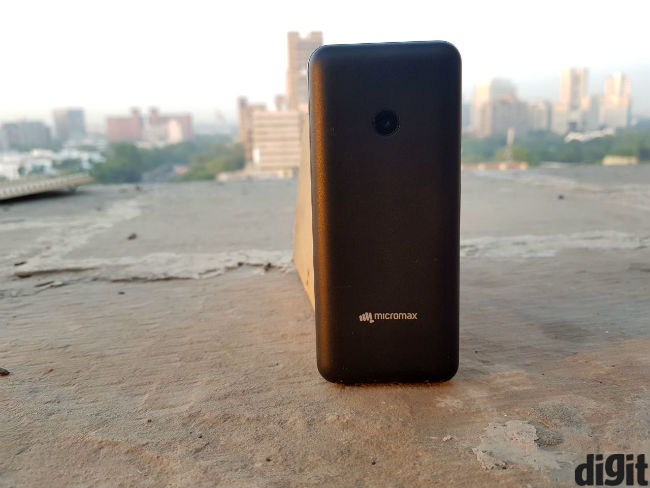 Micromax Bharat 1 First Look: Yet another competitor for the JioPhone