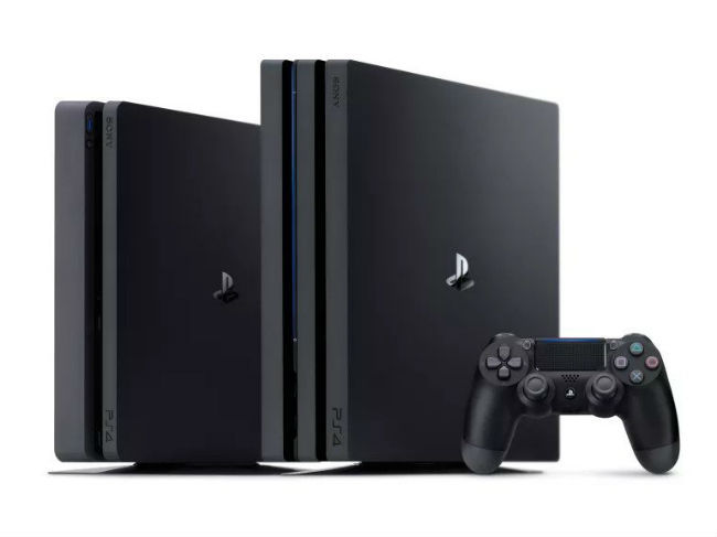 Sony unveiled the PS4 Slim and Ps4 Pro in late 2016