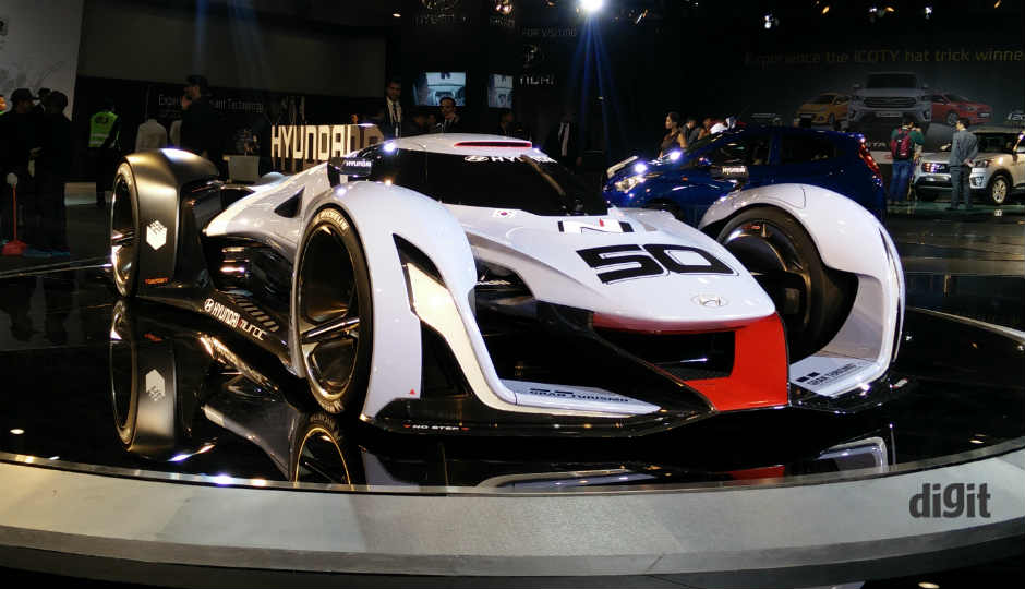 Slide 1 Auto Expo 2016 Day 1 Awesome Cars Slideshow