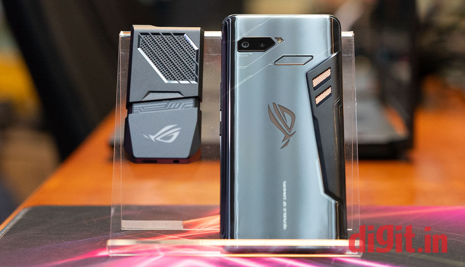 ASUS ROG Smartphone first Impressions: Gaming phone done right