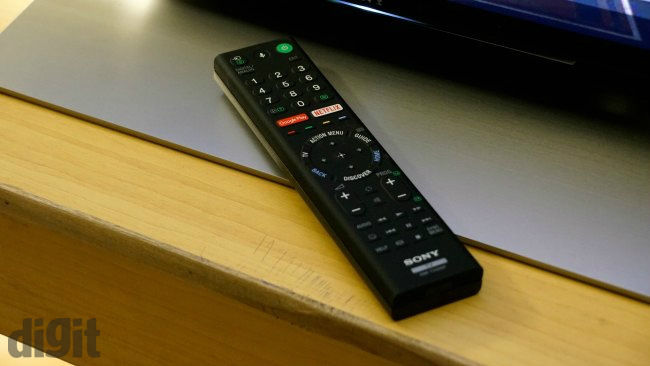 Micromax 4k Tv Remote