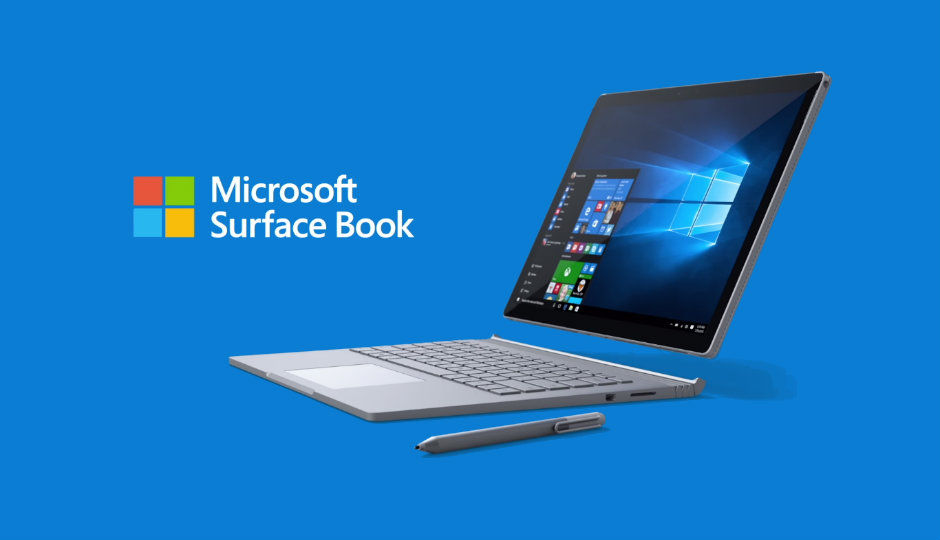 Microsoft announces Surface Pro 4 and Surface Book laptop