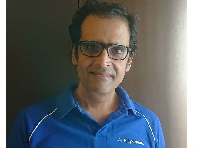 Prosenjit Ghosh, Head of PlayStation business, Sony India