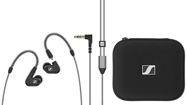 Sennheiser IE 300 In-Ear Headphones IEMs Audio 7mm Price in India 29990