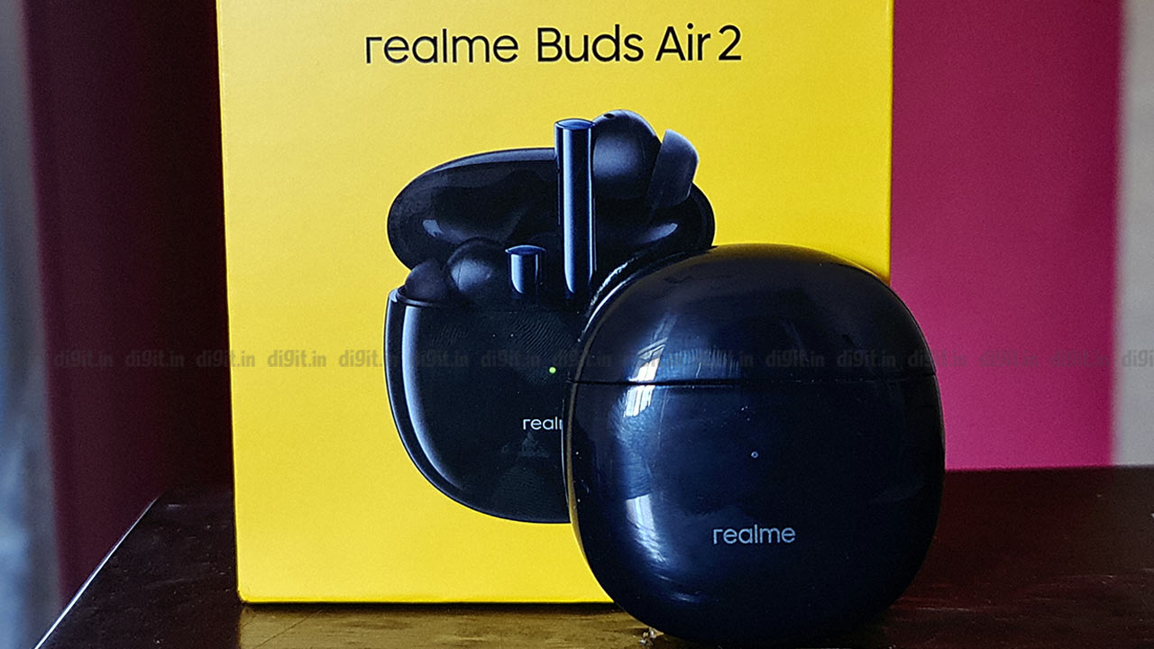 Realme Buds Air 2  Review: Undercutting the competition